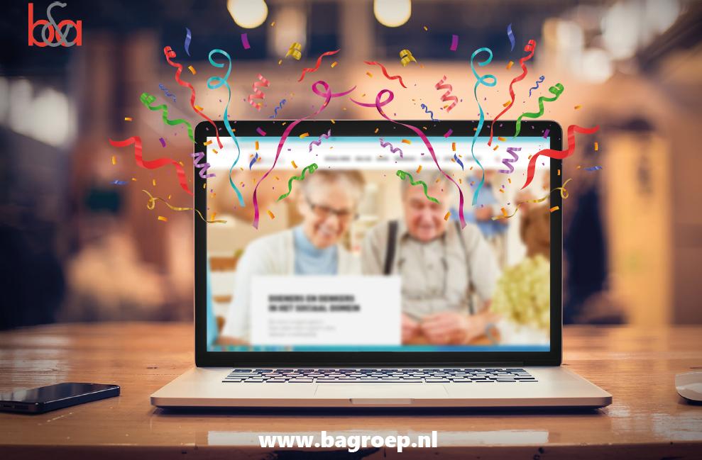 Nieuwe website B&A Groep